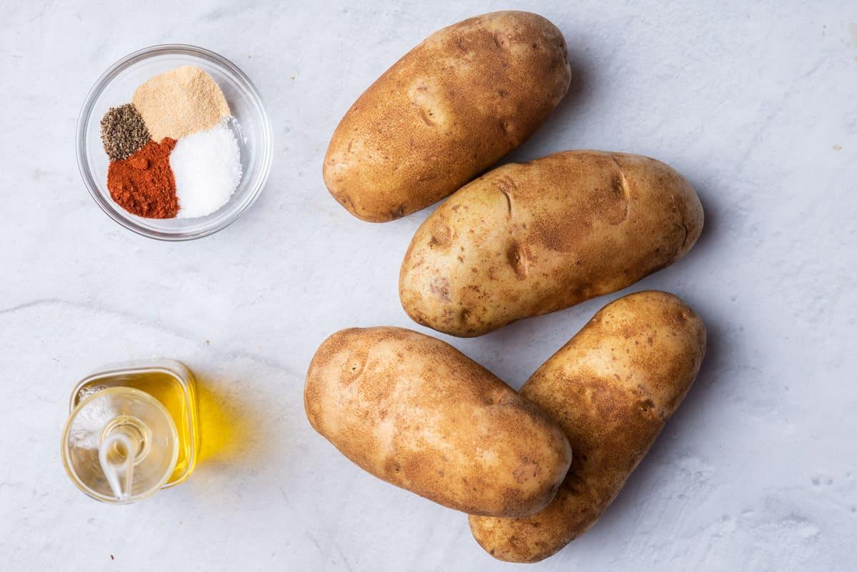 Ingredietns to make the recipe