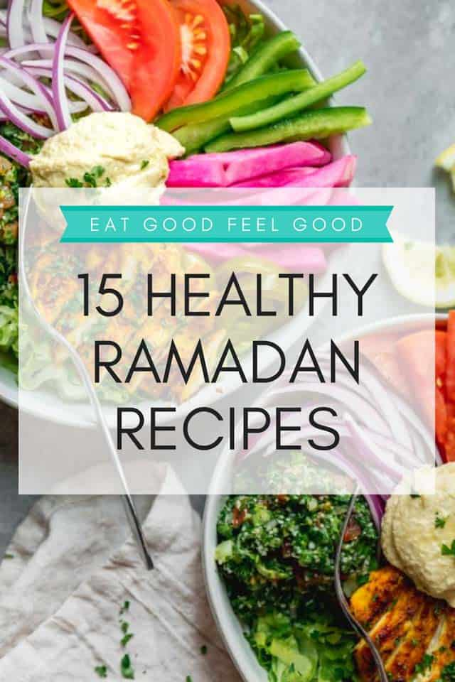 Ramadan is a holy month of fasting from food and water during sunlight hours. But there are actually strong health benefits associated with this type of fasting if done right. Learn more about how to honor this month, stay energized, and cook some of my top healthy Ramadan recipes this year. Ramadan Mubarek!