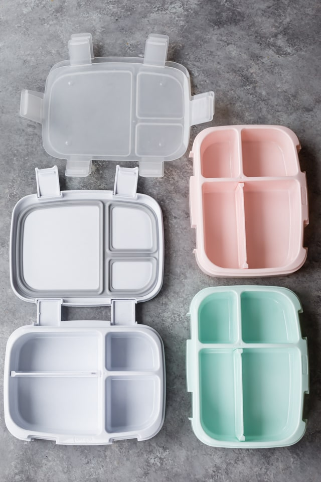 Meal prep containers from Bentgo