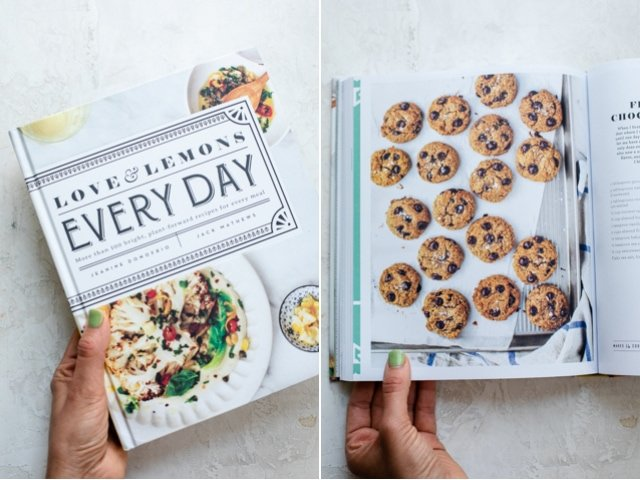 Love and Lemons Everyday cookbook