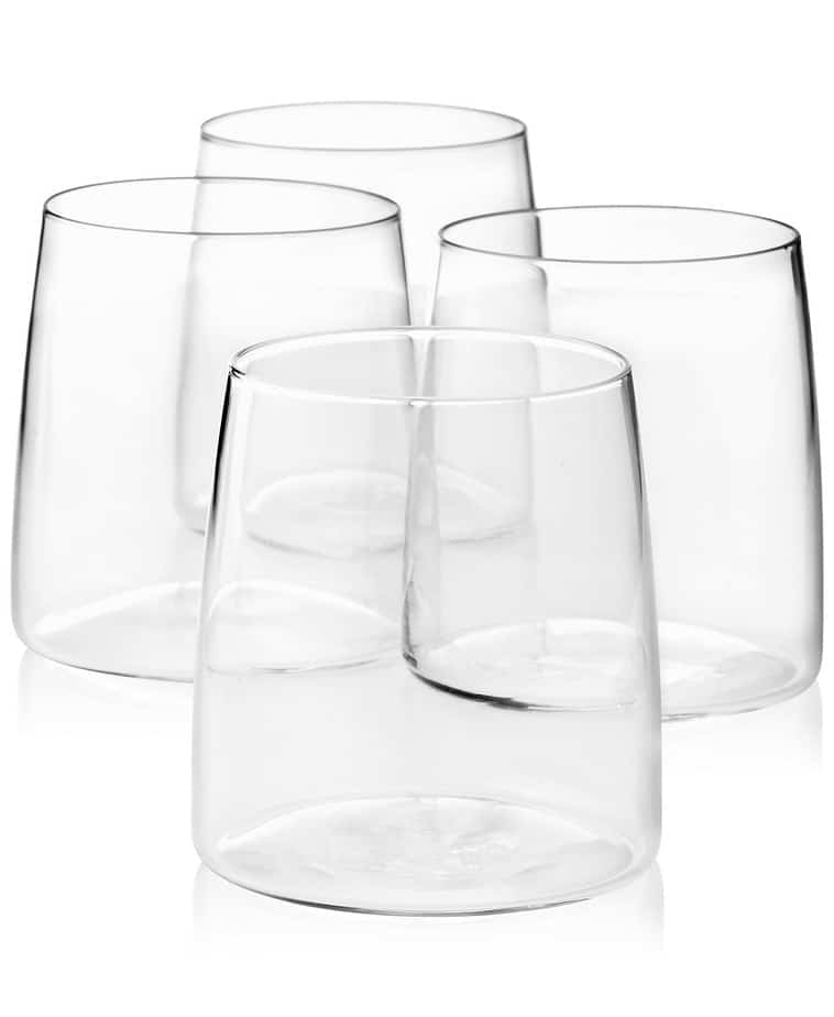 Lucky Brand Double Old-Fashioned Glasses