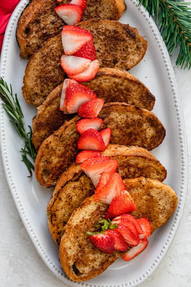 Vegan French Toast Feelgoodfoodie