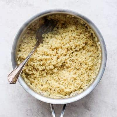How to cook quinoa perfectly on the stovetop
