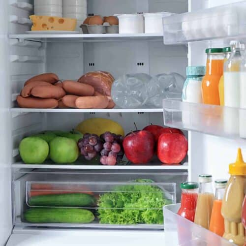 How to organize your fridge cover photo