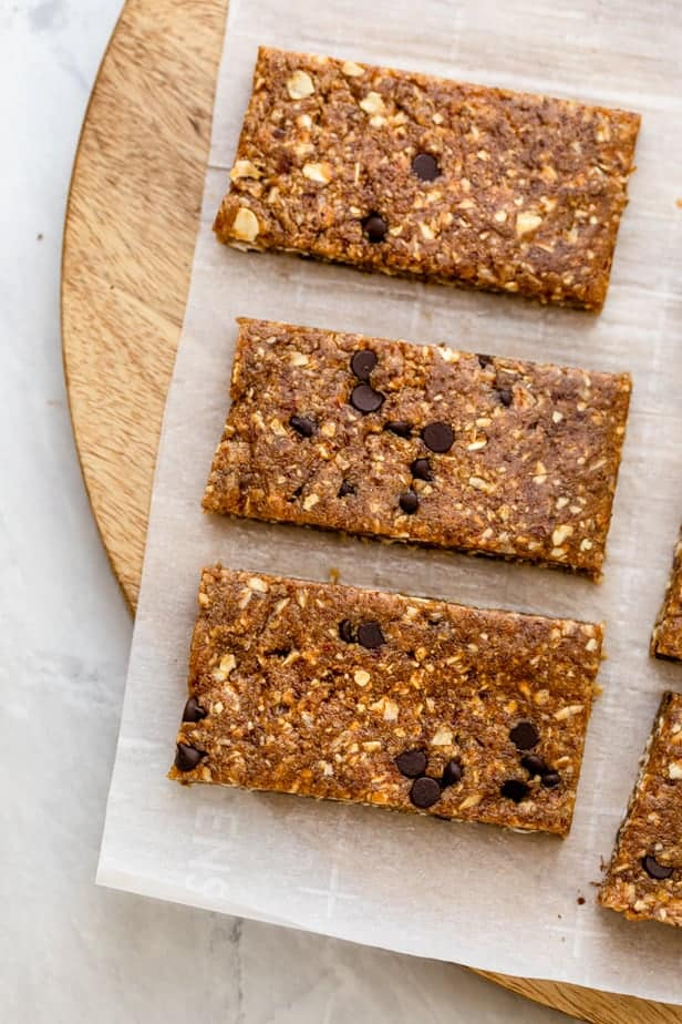 Vegan Protein Bars - 30 Vegan Bodybuilding Recipes