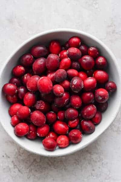 How to Freeze Cranberries