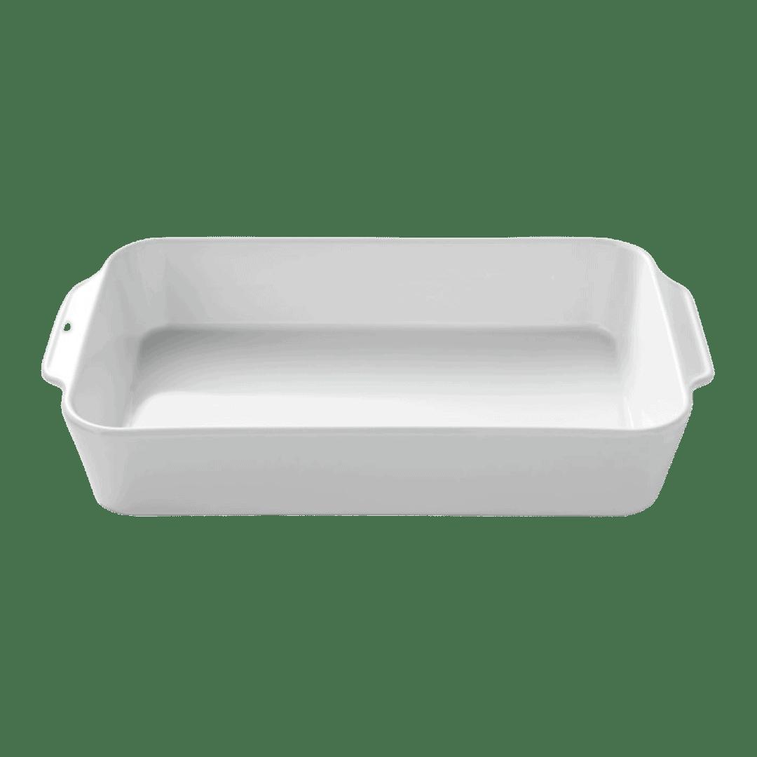 Porcelain Rectangular Roaster Baking Dish