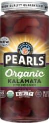 Pearls Organic Kalamata Olives