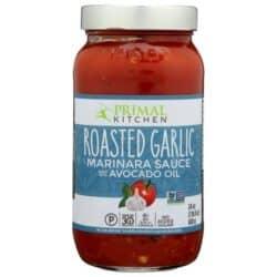 Primal Kitchen Roasted Garlic Marinara Sauce
