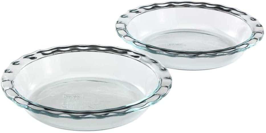 Glass Pie Plate