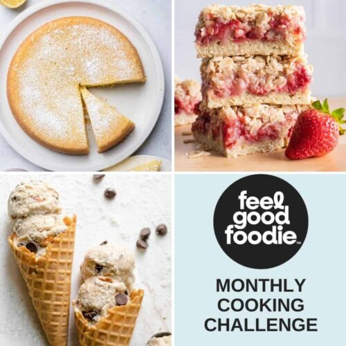 Monthly Cooking Challenge Collage Category Image